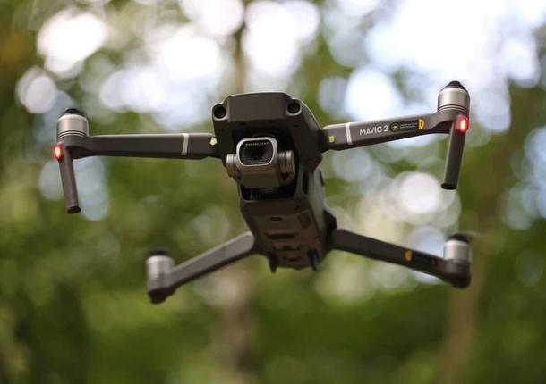 Больше сотни раз дроны тушили пожары в Подмосковье